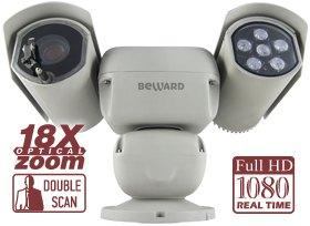 Поворотная IP камера B89R-3270Z18