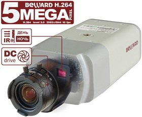IP камера BD2570