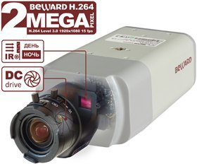 IP камера BD4330H