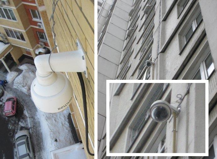 Безопасный город камеры BEWARD