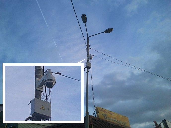 IP камеры в Томилино
