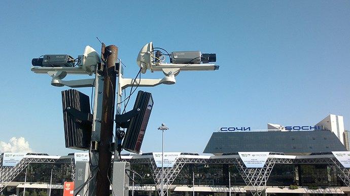 IP-камеры B1073  в опциональном исполнении B10xx-3GK220