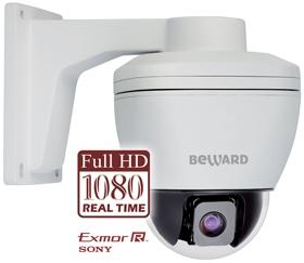 Купольная поворотная IP камера B55-3