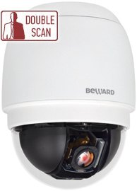 Купольная поворотная IP камера BD65-1